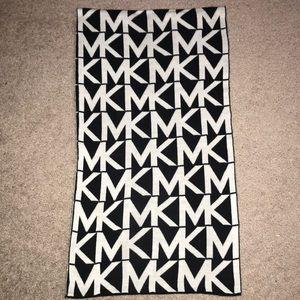 Michael Kors Logo Scarf